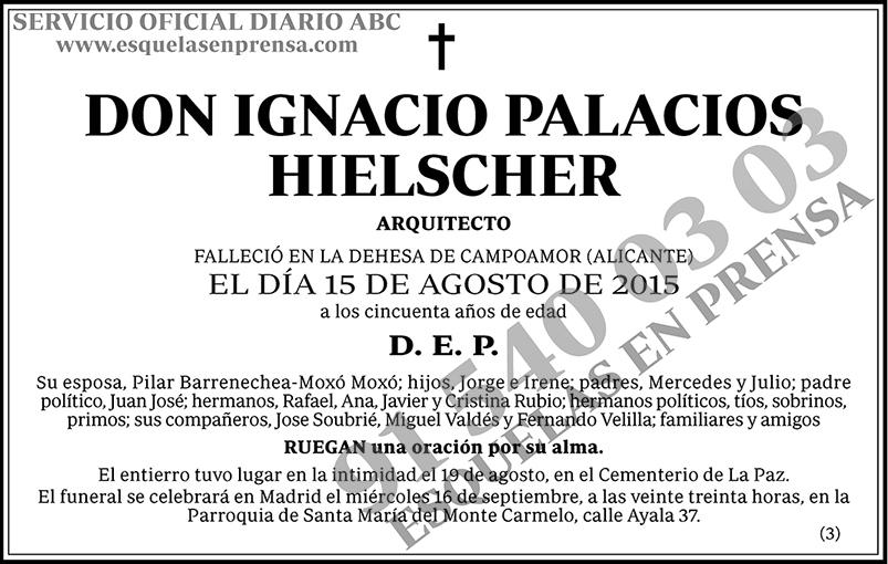 Ignacio Palacios Hielscher